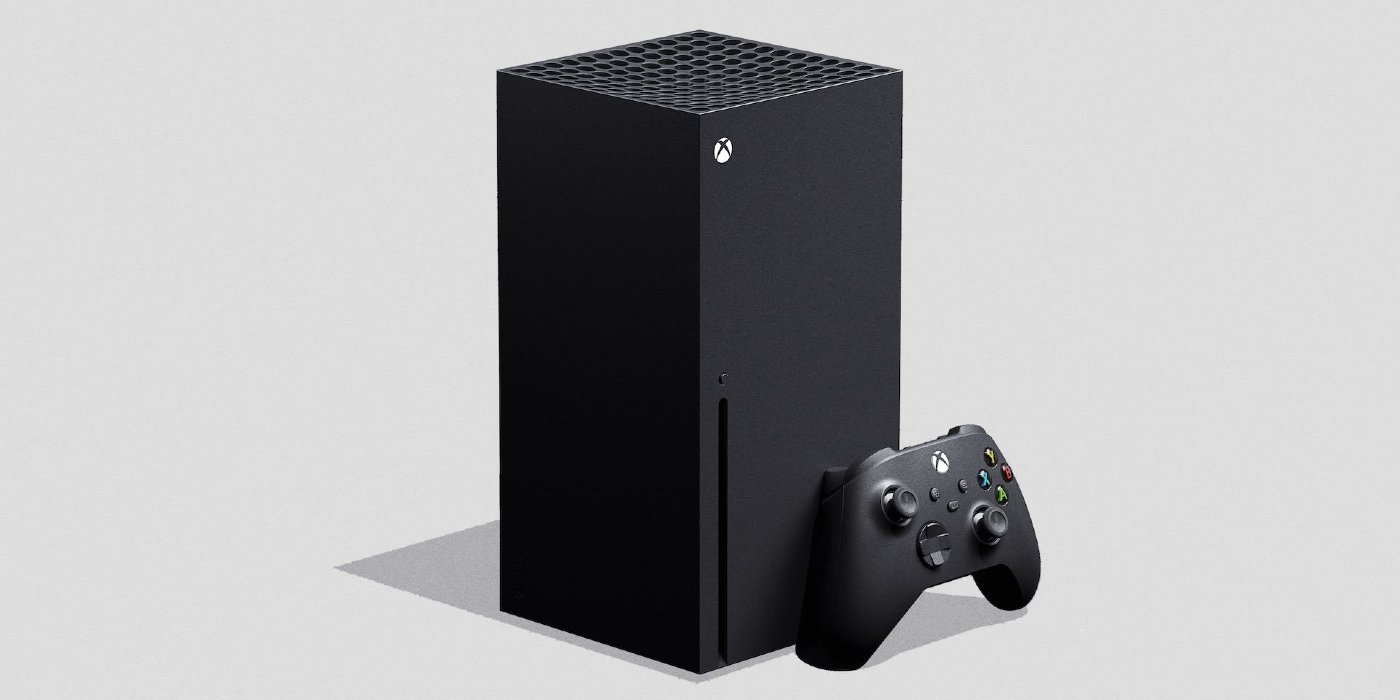 XBox Series X – Mid-Life Gamer Geek
