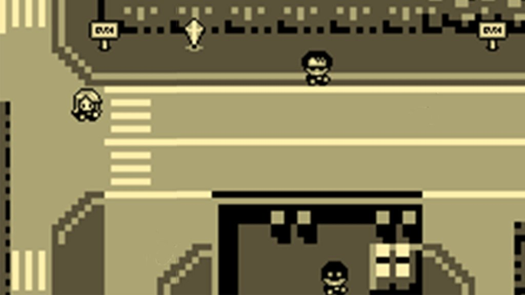 Amostra: Quest Arrest (Game Boy) - Mid-Life Gamer Geek