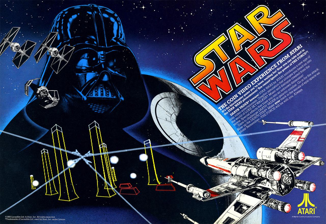 Arcade Hall of Fame: Star Wars (1983)